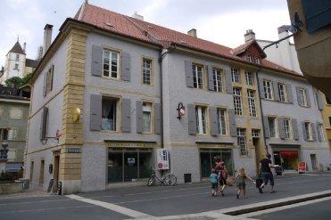 Neuchâtel, Seyon 9